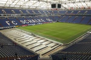 VELTINS Arena - Rasenfahrt - 10. MŠrz 2006